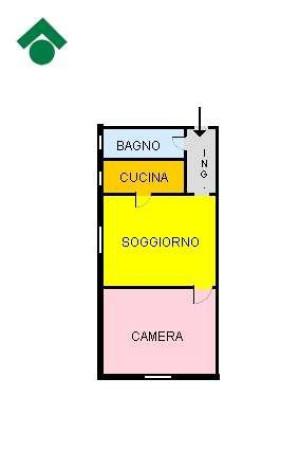 Vendita  bilocale Cesano Boscone Via Trieste, 19 1 1002578