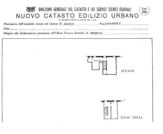 Vendita  bilocale Venezia  1 996451