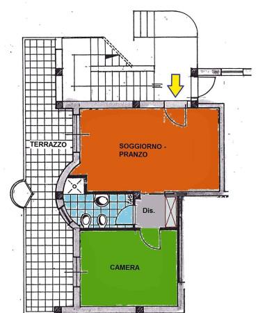Vendita  bilocale Roseto degli Abruzzi Via Romagna 1 1003833