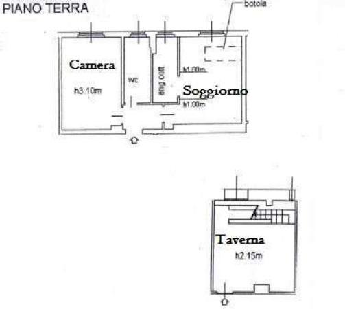 Vendita  bilocale Milano  1 681727