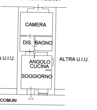 Vendita  bilocale Milano Corso Di Porta Romana 1 1008641