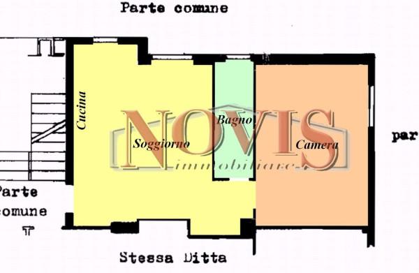 Vendita  bilocale Pioltello Piazza Giuseppe Garibaldi 1 1008118