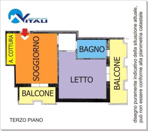 Vendita  bilocale Cesena Viale Guglielmo Marconi 1 429589