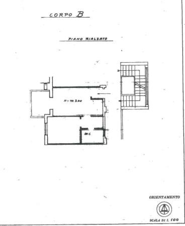 Vendita  bilocale Tropea  1 1003681