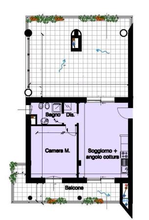 Vendita  bilocale Corsico Via Giosuè Carducci 1 839208