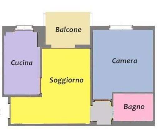 Vendita  bilocale Guidonia Montecelio Via Rosata 1 1018494