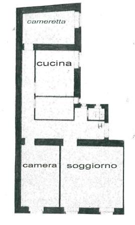 Vendita  bilocale Trieste Via Domenico Rossetti 1 1021550