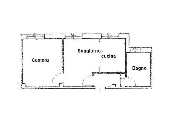 Affitto  bilocale Castellamonte Via Don Severino Bertola 1 1021632
