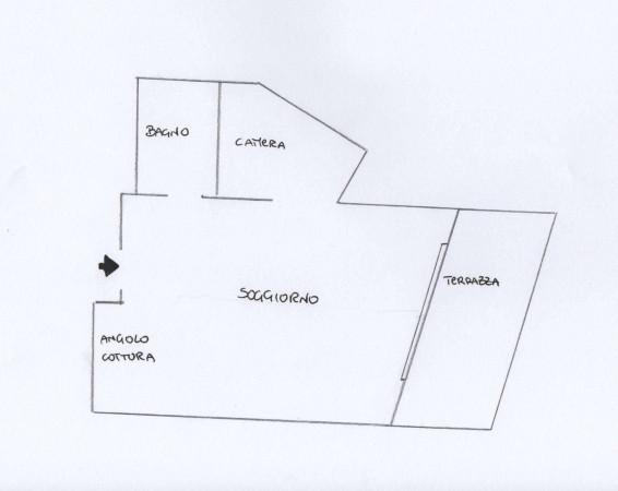 Vendita  bilocale Gressan Frazione Pila 1 1033735