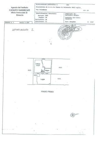 Affitto  bilocale Palazzolo sull Oglio Via Colombere 1 1035623