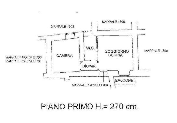 Vendita  bilocale Almenno San Bartolomeo Via Cerita 1 1039828