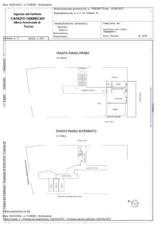 Affitto  bilocale Gassino Torinese Via Circonvallazione 1 998095