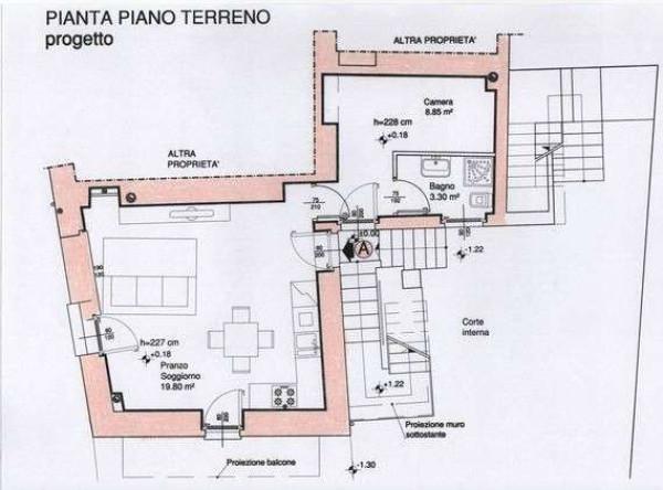 Vendita  bilocale Gignod Frazione Signayes 1 1044344