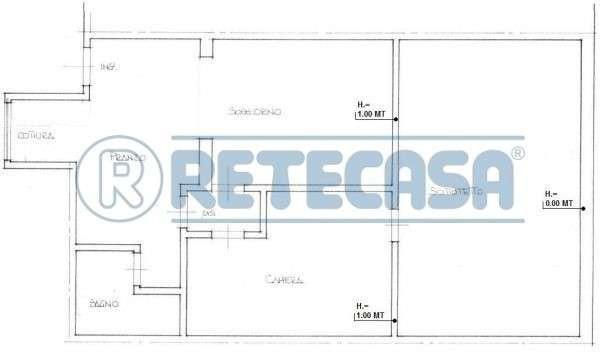 Affitto  bilocale Viareggio Via Dei Larici 1 1060361