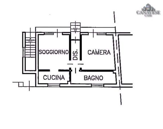 Vendita  bilocale Castellamonte Vicolo Galasso 1 1063008