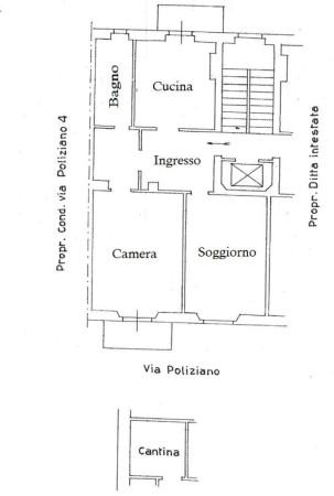 Affitto  bilocale Milano  1 599655