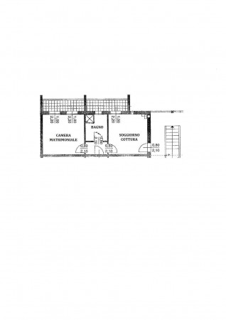 Vendita  bilocale Valeggio sul Mincio Via Antonio Murari 1 1064640