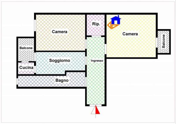 Vendita  bilocale Cormano Via Antonio Gramsci 1 1065962