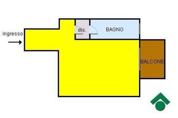 Vendita  bilocale Cornaredo Via San Siro 1 1068115