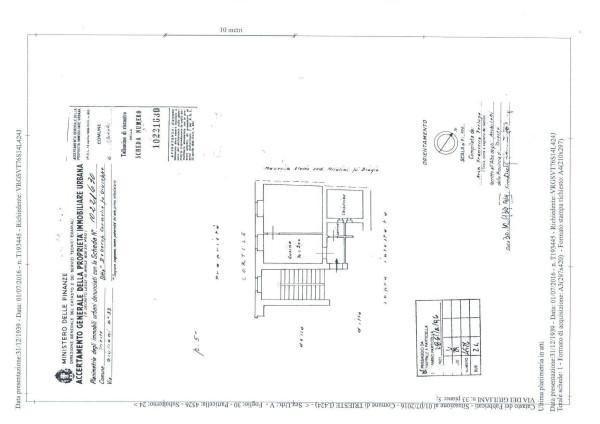 Vendita  bilocale Trieste  1 1068898