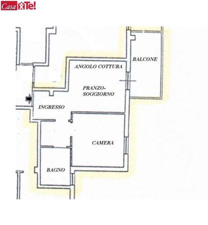 Vendita  bilocale Agliana Via Ticino 1 847442