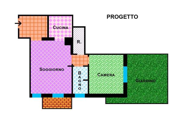 Vendita  bilocale Bologna Via Francesca Edera De Giovanni 1 879755