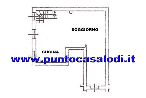 Vendita  bilocale Borghetto Lodigiano Borghetto Lodigiano 1 1072833
