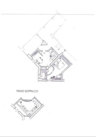 Vendita  bilocale Milano Via Francesco Melzi D'eril 1 1068543