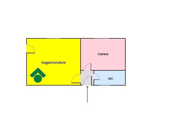 Vendita  bilocale Legnano Via Ticino 1 949510