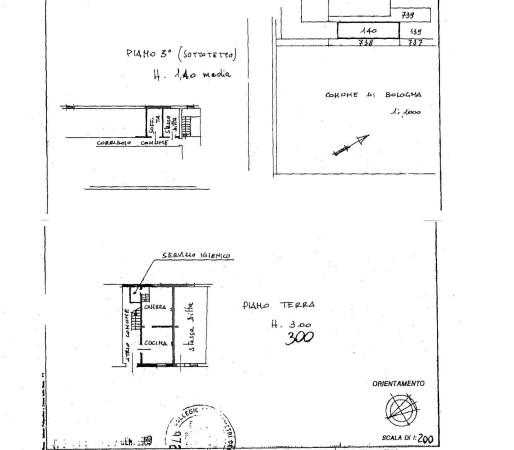 Vendita  bilocale Bologna Via Xxi Aprile 1945 1 1090912
