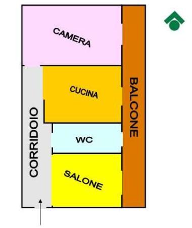 Vendita  bilocale Casavatore Via Rocco Galdieri 1 1083140