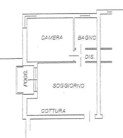 Affitto  bilocale Cantù Via Carlo Cattaneo 1 1084502