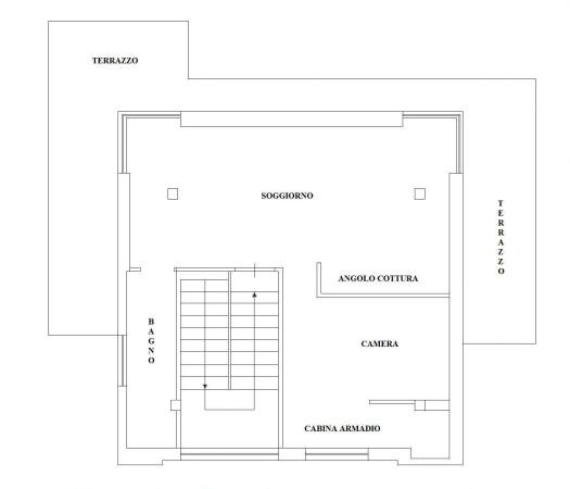 Affitto  bilocale Latina Via Solferino 1 1084968