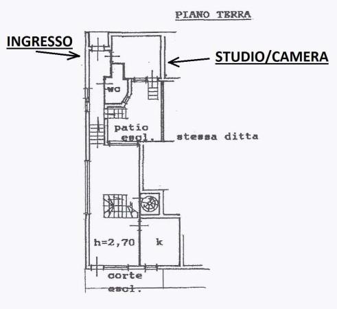 Quadrilocale in vendita a Ancona