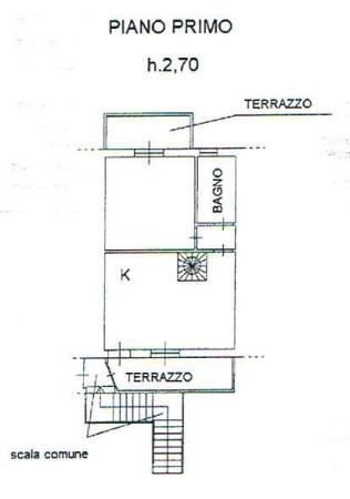 Vendita  bilocale Lucca Via Picciorana 1 1087961