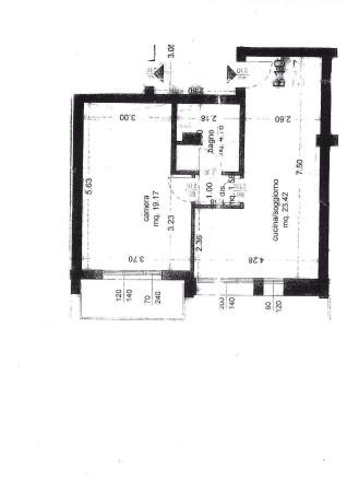 Vendita  bilocale Padova Via Giambattista Belzoni 1 1087975