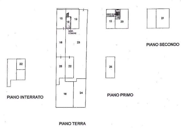 Vendita  bilocale Fontaniva Via Casoni 1 1088051
