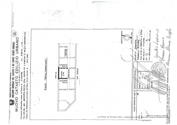 Affitto  bilocale Lissone Via Giuseppe Parini 1 1088207