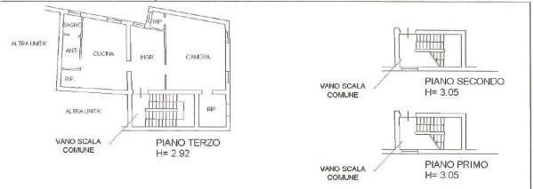 Vendita  bilocale Venezia  1 1088138