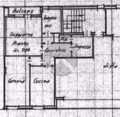 Affitto  bilocale San Mauro Pascoli Via Matteotti 1 1088215