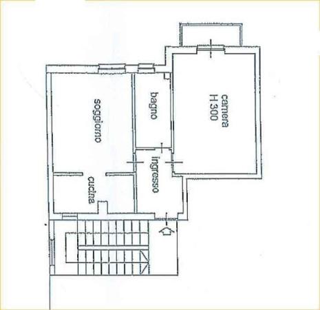Affitto  bilocale Pavia Via Paolo Gorini 1 1088389