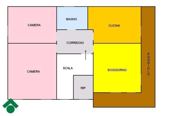 Vendita  bilocale Vigonza Via Camillo Cavour 1 1091262