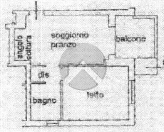 Affitto  bilocale Cesena Via Madonna Dello Schioppo 1 1091024
