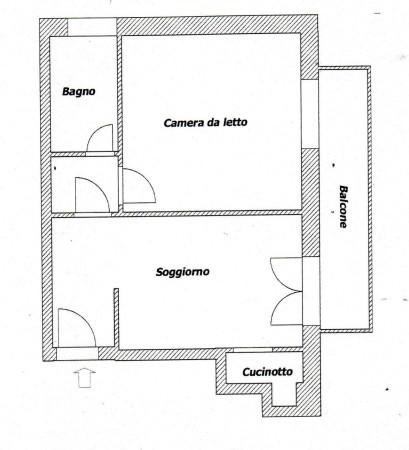 Vendita  bilocale Cinisello Balsamo Via O. Terenghi 1 1092794