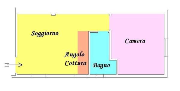 Vendita  bilocale Bologna Via Del Parco 1 1092754