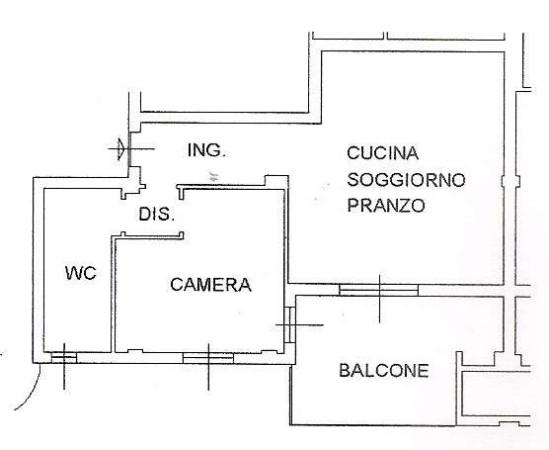Affitto  bilocale Mariano Comense Via Xx Settembre 1 1095785