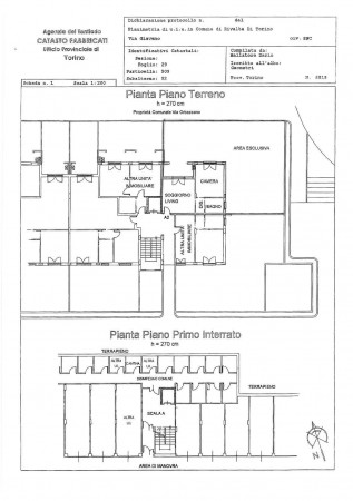 Vendita  bilocale Rivalta di Torino Viale Nilde Iotti 1 662268