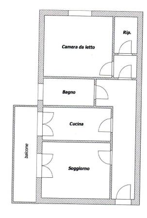 Vendita  bilocale Cinisello Balsamo  1 1393899