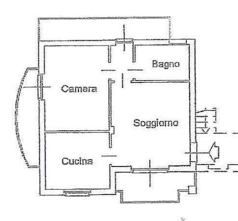 Affitto  bilocale Mariano Comense Via Iv Novembre 1 1111308