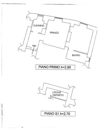 Vendita  bilocale Ceccano V. Porta Abbasso 1 852978